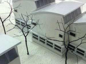 Intervenção em Colégio 1:100 Projeto: Aki Dado Arquitetura