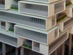 Edif. Residencial 360° SP 1:200  Projeto: Isay Weinfeld