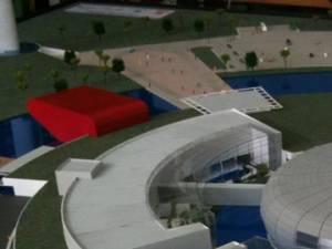 Oceanário RS 1:200  Projeto: Dal Pian Arquitetos
