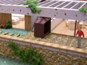 Hotel Punta Del Leste 1:75  Projeto: Isay Weinfeld