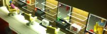 Loja Polishop SP 1:75  Construção: Totus Engenharia