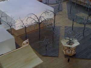 Intervenção em Colégio 1:200 Projeto: Aki Dado Arquitetura