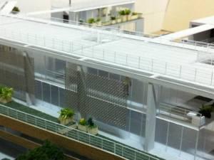 Conjunto Comercial SP 1:100  Projeto: FGMF Arquitetos