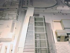 Biblioteca Cidade do México 1:200  Projeto: Vigliecca & Associados
