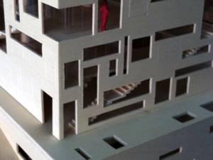 Edif. Comercial SP 1:100  Projeto: Triptyque Architecture